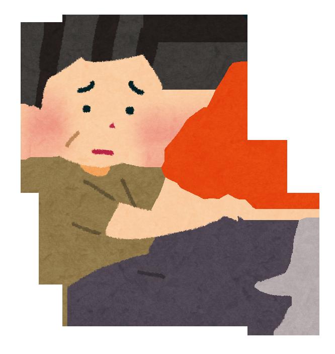 膝肘関節痛